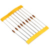 Resistors 1/4W regular carbon film