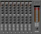 LYRA digital on-air and production mixer