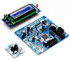 Amplifier Control Board V4.0 w 4x16LCD and sensor board
