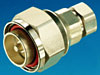 7/16 DIN male connector for CellFlex 1/2