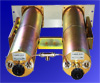 Coaxial cavity FM band filters