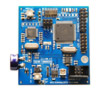 RDSMAX8000 micro RDS encoder + IO board with 20cm flat cable