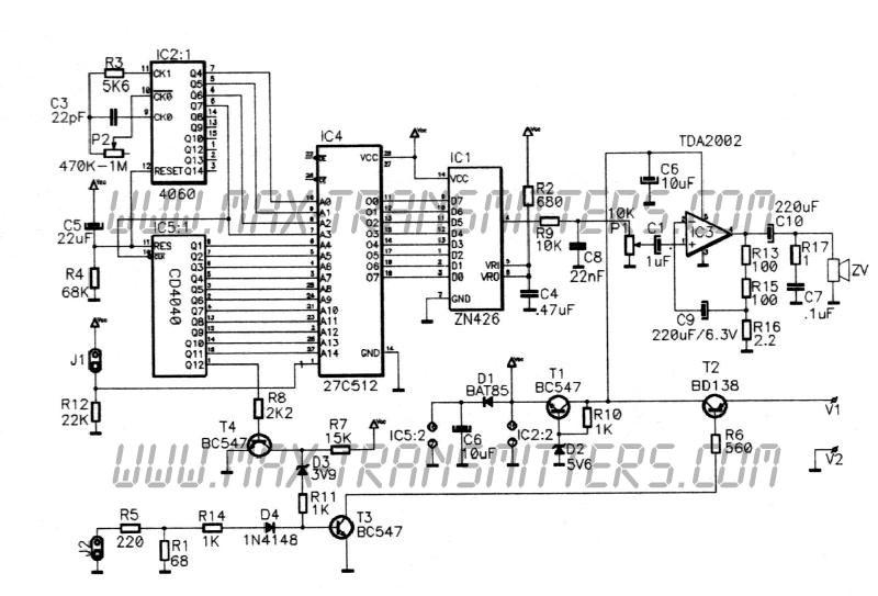 all about fm radio schematics kits fm transmitters